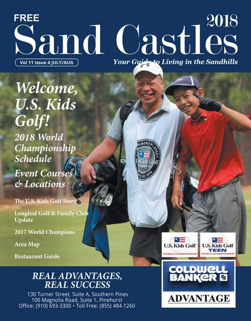 sand castles july august