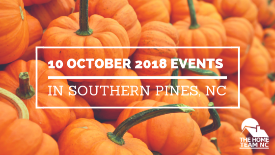 october 2018 events