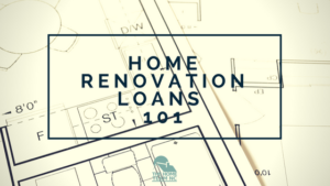 home renovation loans 101