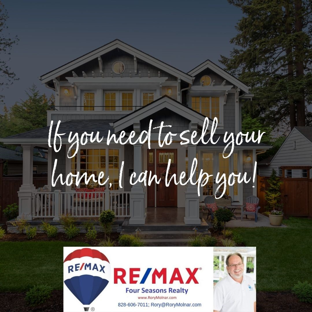 Rory Molnar Hendersonville Nc Real Estate Needtosell