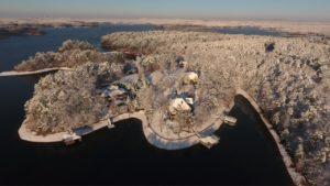 Snow Lake Wedowee December 2017