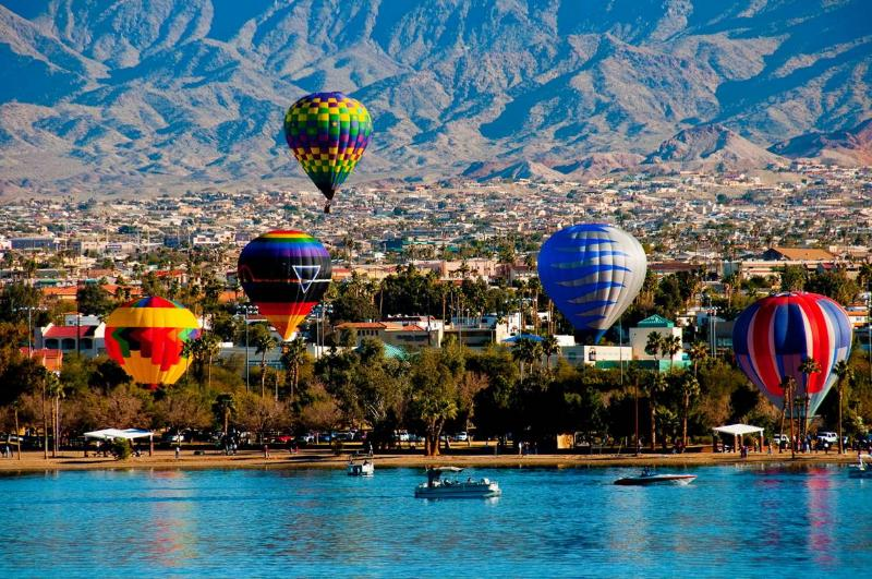 Lake Havasu Island Balloon Festival and Fair