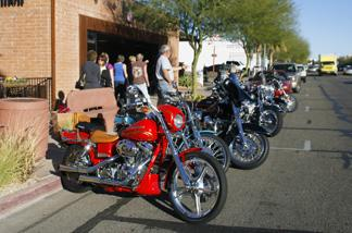 Lake Havasu City - Bikes on the Boulevard