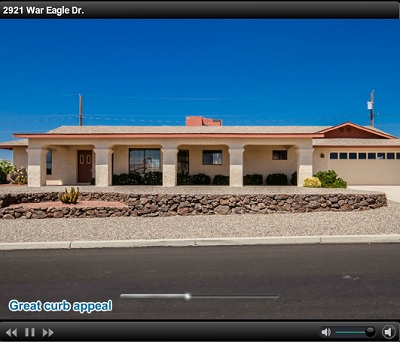 Click here to see the virtual tour for 2921 War Eagle Dr, Lake Havasu City, AZ home for sale