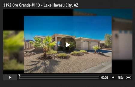 3192 Oro Grande, Lake Havasu City, AZ - Click here to take a virtual tour of this beautiful Lake Havasu home for sale