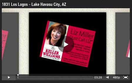 1831 Los Logos, Lake Havasu City, AZ - Click here to take a virtual tour of this beautiful Lake Havasu City home for sale.