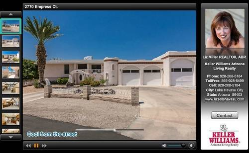2770 Empress, Lake Havasu City, AZ - Click here to take a virtual tour of this great Lake Havasu home for sale