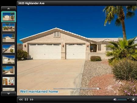 3925 Highlander Lake Havasu City - Click here to take a virtual tour of this beautiful Lake Havasu home for sale