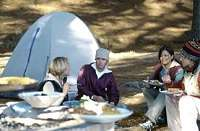 Take the family to the Great American Campout on April 20-21, 2013 at Lake Havasu's Rotary Park for an evening of fun away from technology.