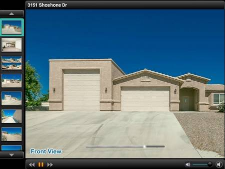 3151 Shoshone Dr, Lake Havasu City - Click here to take a virtual tour of this great Lake Havasu home for sale