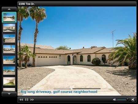 2390 Tee Dr, Lake Havasu, AZ - Please click here to take a virtual tour of this great Lake Havasu home for sale