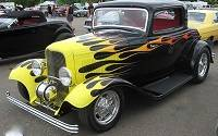 The 36th Annual Lake Havasu Relics & Rods Run cruises into Havasu Oct 17-20, 2013 with a cookout, classic cruise and show & shine scheduled.
