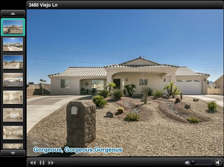 2480 Viejo Lane, Lake Havasu, AZ - Click here to find out more about this beautiful Lake Havasu home for sale
