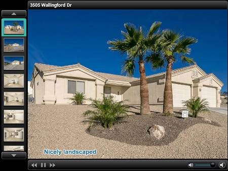 3505 Wallingford Dr, Lake Havasu City, AZ - Click here to take a virtual tour of this beautiful Lake Havasu home for sale