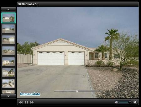 3736 Cholla Dr, Lake Havasu City, AZ - Click here to take a virtual tour of this Havasu home for sale