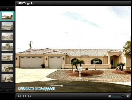 1595 Tioga, Lake Havasu, AZ - Click here to find out more about this beautiful Lake Havasu home for sale