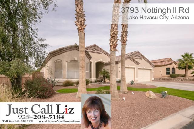 3793 N Notting Hill Road - Lake Havasu City, AZ