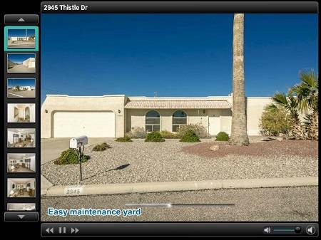 2945 Thistle Dr, Lake Havasu City, AZ - Click here to take a virtual tour of this lovely Havasu home for sale