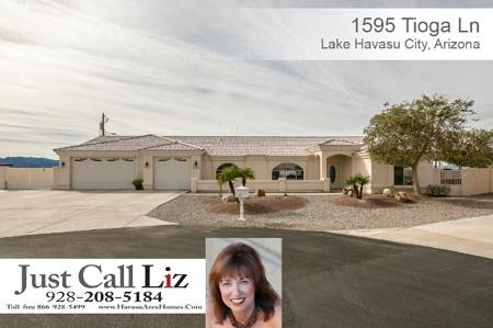 1595 Tioga Ln, Lake Havasu City, AZ - Click here to find out more about this and other Lake Havasu homes for sale