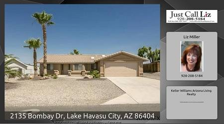 2135 Bombay Dr, Lake Havasu City, AZ - Click here to find out more about this beautiful Lake Havasu home for sale