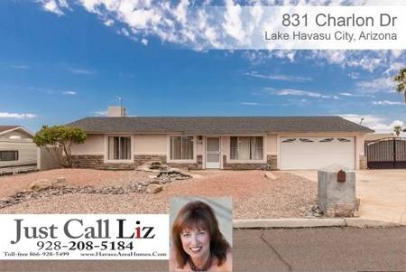 831 Charlon Dr, Lake Havasu City, AZ - Click here to find out more about this and other Lake Havasu homes available