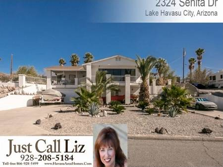 2324 Senita Dr, Lake Havasu City, AZ - Click here to find out more about this and other Lake Havasu homes for sale