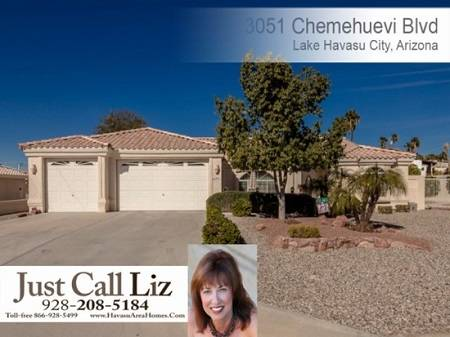 3051 Chemehuevi Blvd, Lake Havasu City, AZ - Click here to find out more about this beautiful Havasu home for sale