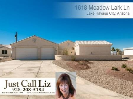 1618 Meadow Lark Ln, Lake Havasu City, AZ - Click here to find out more about this and other Lake Havasu homes for sale