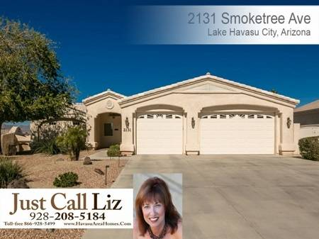 2131 Smoketree Ave, Lake Havasu City, AZ - Click here to find out more about this and other Lake Havasu homes for sale