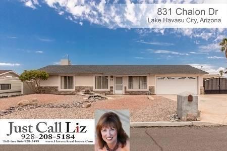 831 Chalon Dr, Lake Havasu City, AZ - Click here for more info on this and other Lake Havasu homes for sale