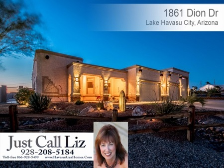 1861 Dion Dr, Lake Havasu City, AZ - Click here to find out more about this beautiful Lake Havasu home for sale