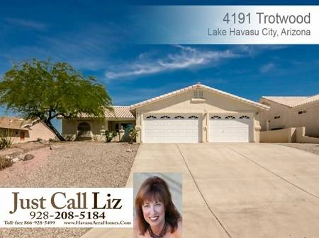 4191 Trotwood, Lake Havasu City, AZ - Click here to find out more about this and other Lake Havasu home for sale