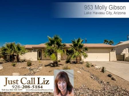 953 Molly Gibson Dr, Lake Havasu City, AZ - Click here to find out more about this and other Lake Havasu homes for sale