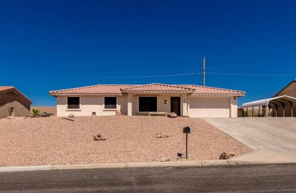 3587 Warm Springs Drive - Lake Havasu City, AZ