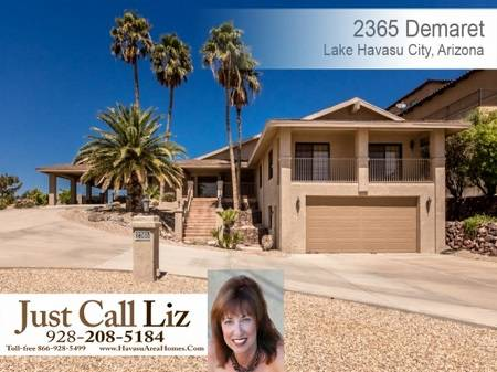 2365 Demaret Dr, Lake Havasu City, AZ - Click here to find out more about this and other Lake Havasu homes for sale