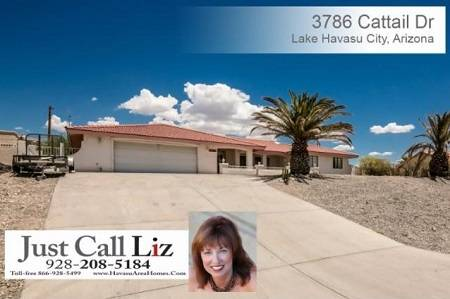 3786 Cattail Dr, Lake Havasu City, AZ - Click here to find out more about this and other Lake Havasu homes for sale