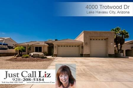4000 Trotwood Dr, Lake Havasu City, AZ - Click here to find out more about this and other great Havasu homes for sale.