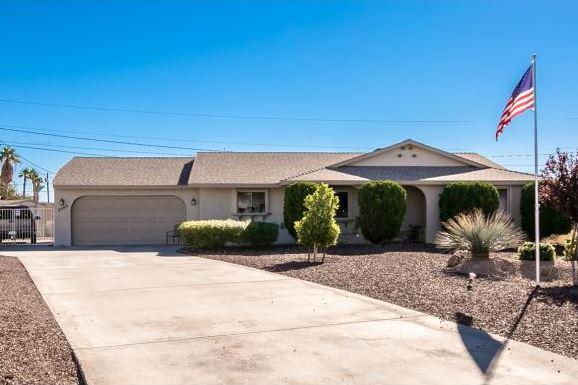 3060 Bosun Lane - Lake Havasu City, AZ - Pool home for sale.