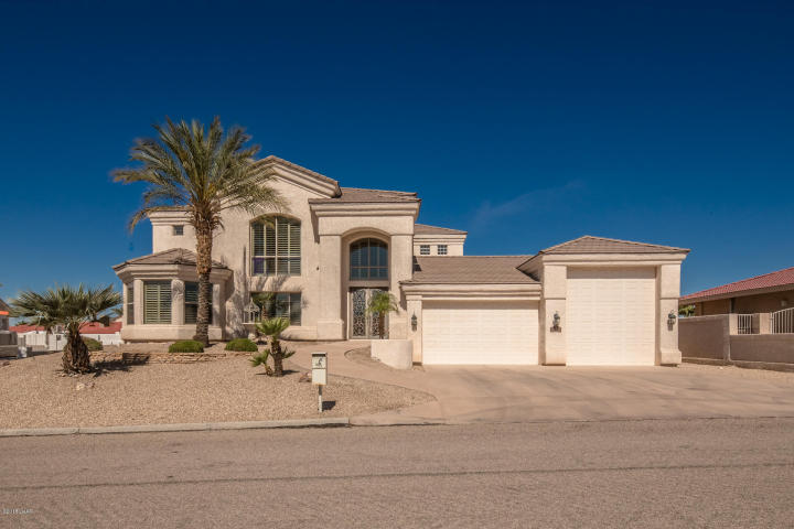 2143 Burke Drive - Lake Havasu City, AZ - 3 Bed Home for Sale