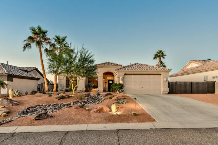 2417 E George Lane - Lake Havasu City, AZ - Home for Sale