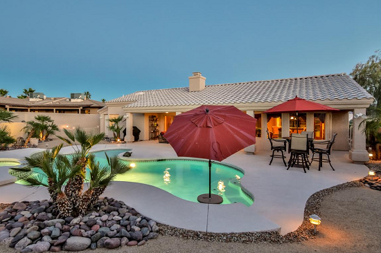 According to the October 2018 Lake Havasu Market Report, median sale prices dropped from the previous month while sales increased. Inventory remains low.