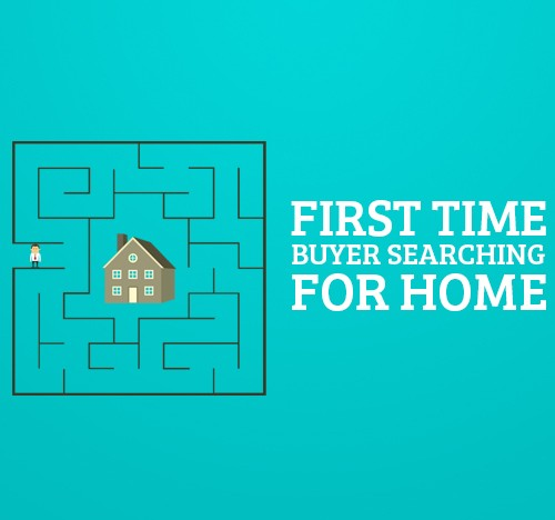 First-Time Buyer Searching For Home