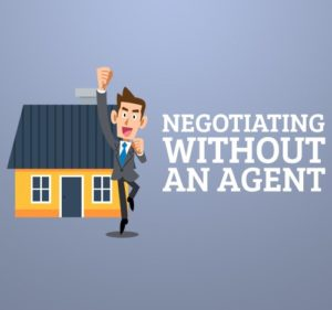 Negotiating without an Agent