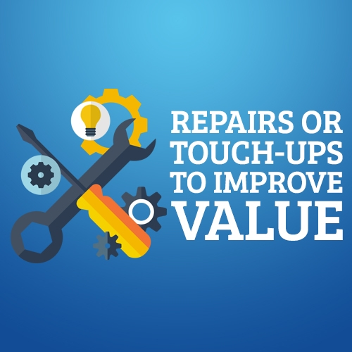 Repairs or Touch-ups to Improve Value in Miami Fl