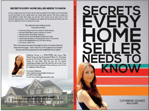 Wealthy Home Seller Secrets - Catherine Gomez