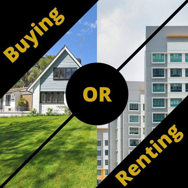 Buying or Renting? Which is better?