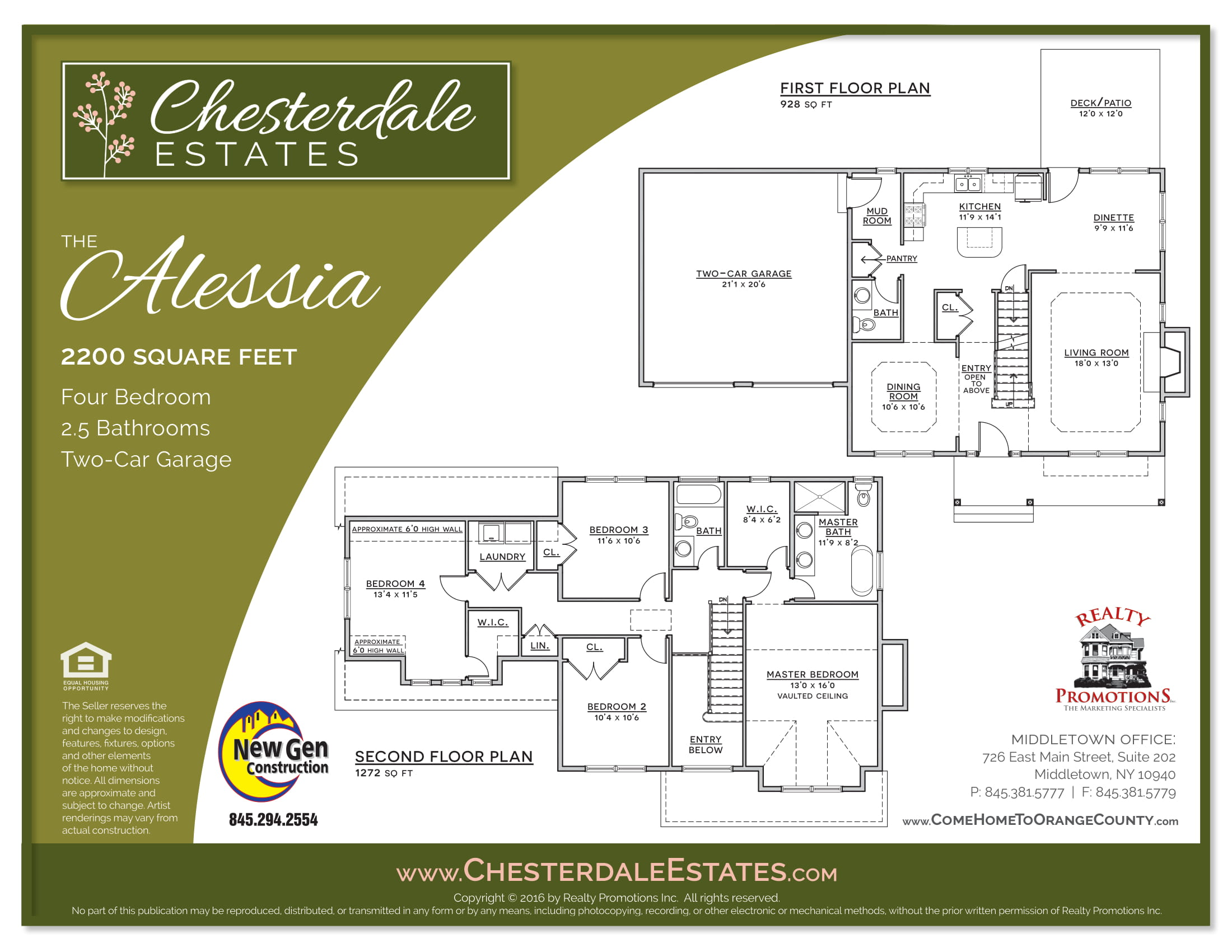 Christopher Ogden Middletown Ny Real Estate Thealessia Chesterdale 2