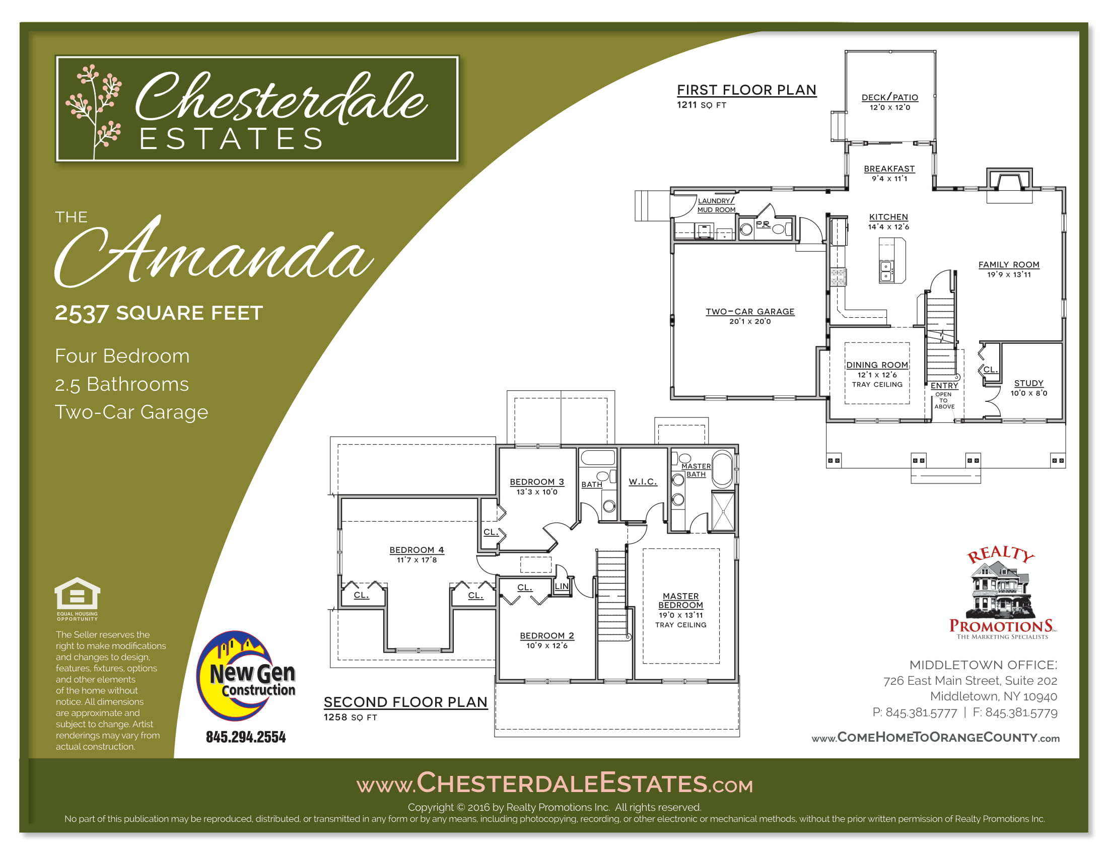Christopher Ogden Middletown Ny Real Estate Theamanda Chesterdale 2