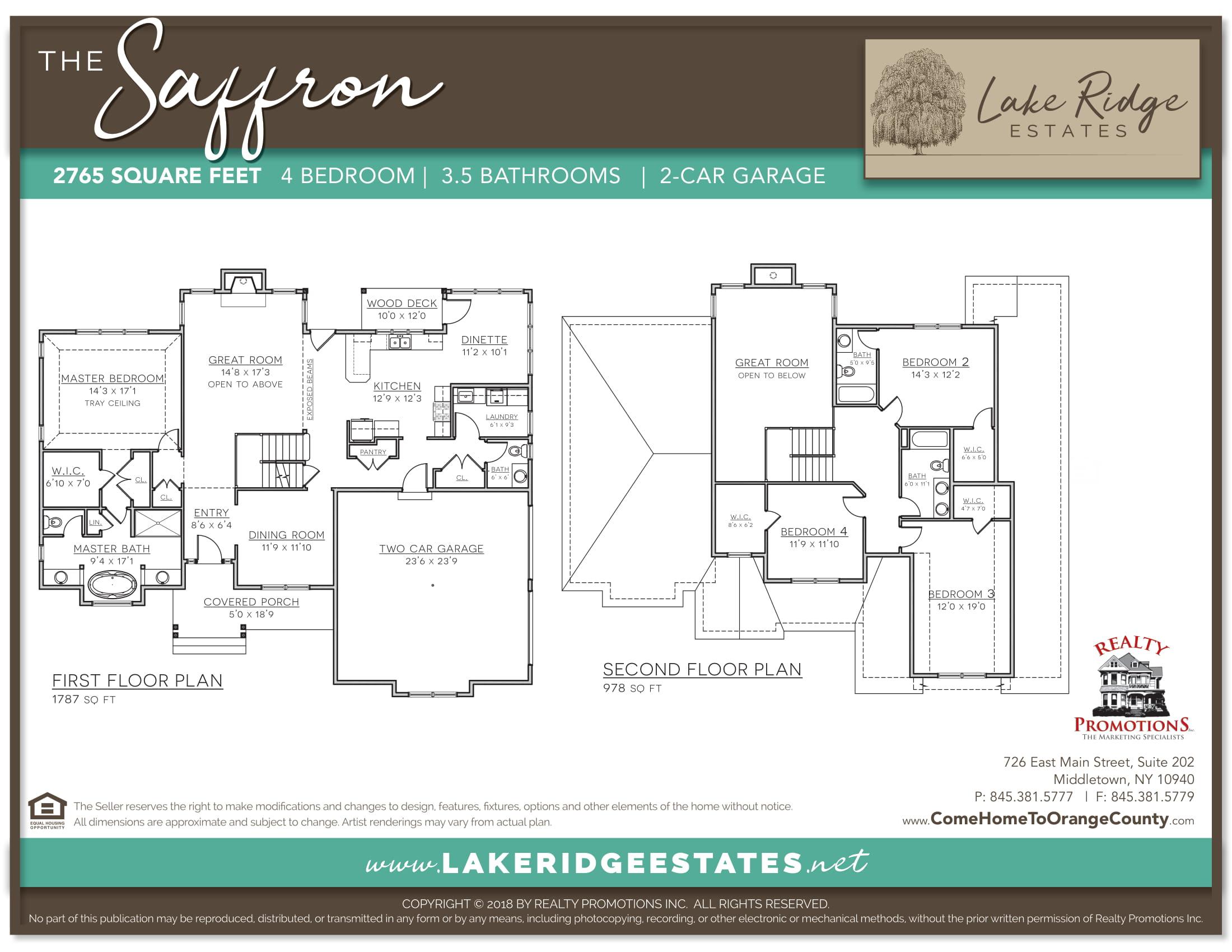 Christopher Ogden Middletown Ny Real Estate Thesaffron Lakeridge 1 2