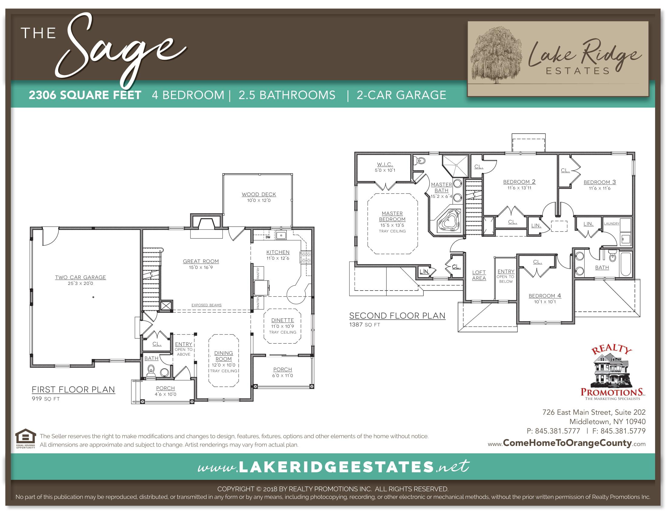 Christopher Ogden Middletown Ny Real Estate Thesage Lakeridge 1 2